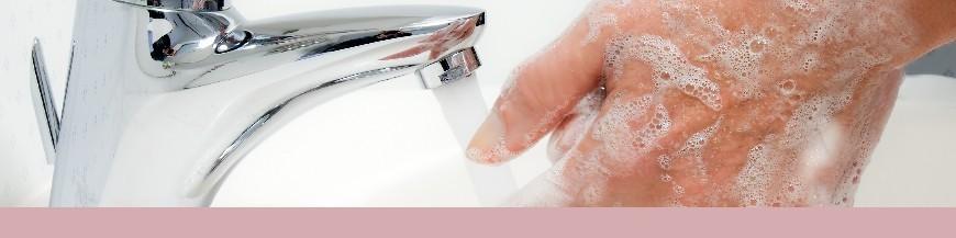 Handreinigung & -hygiene